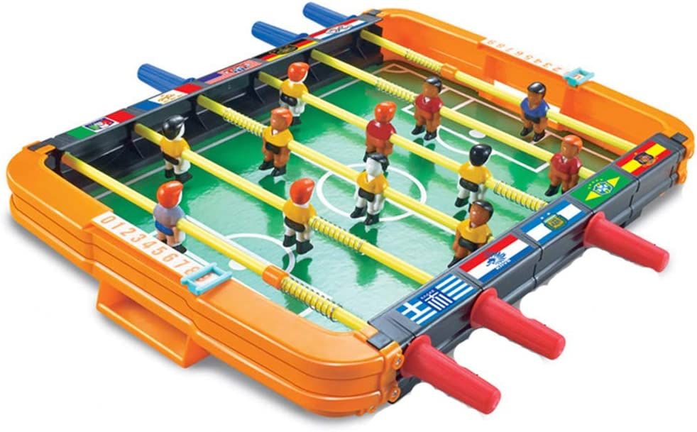 AFF Mesa de fútbol, Shoot Game Board Match Kit, Juguetes Deportivos interactivos para Padres e Hijos en Interiores niños: Amazon.es: Hogar