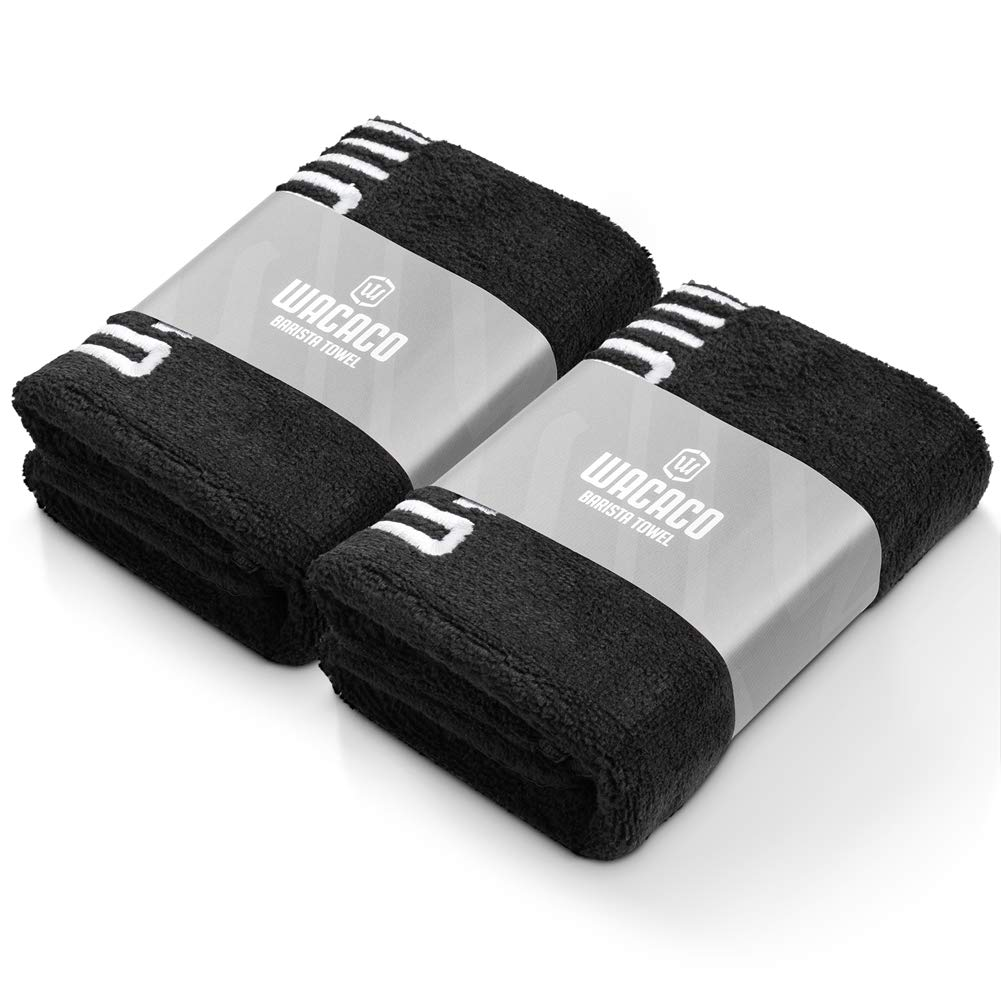B07KK6365T Wacaco Barista Towels Pack, Perfect for Taking Care of Your Portable Espresso Machine 61HhsHI2AzL