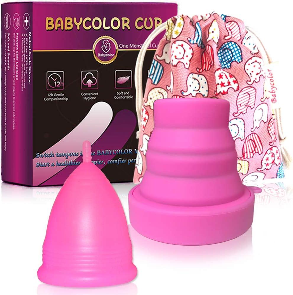 Copa Menstrual - copa menstrual más recomendada-Incluye una ...