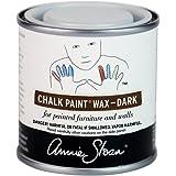 CHALK PAINT (R) Wax - Dark (120mL) - Annie Sloan - Colored Wax