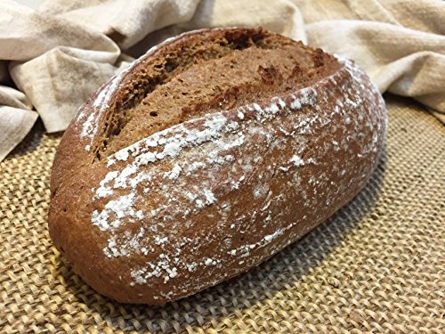 German Bread (BreadVillage German/Austrian Mountain Farmer's Bread, 1 Loaf)