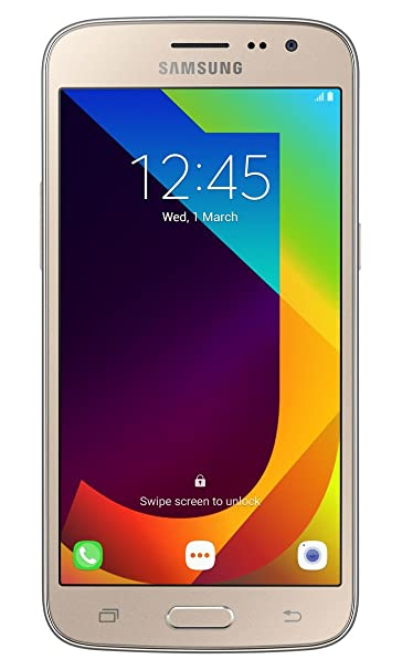 Samsung Galaxy J2 Pro Gold 16gb With Offers Amazonin Electronics