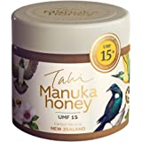 Manuka Honey UMF15+ eco-friendly, raw and pure 400gram (14.1oz) by Tahi