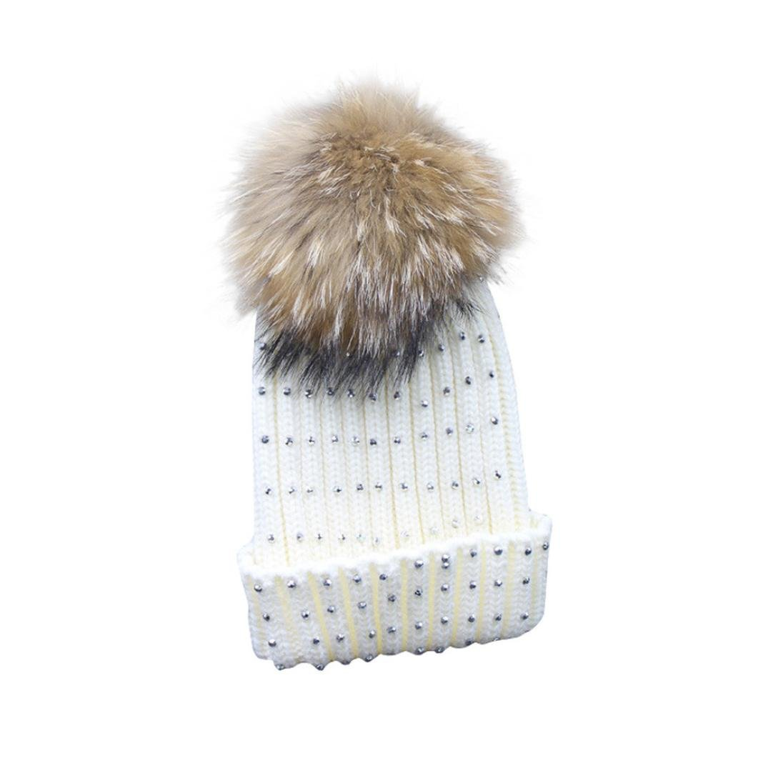 Tuscom HAT レディース B01M9BXSDM  ホワイト