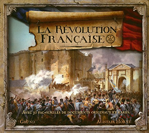 La Révolution française (French Edition) by (Paperback)