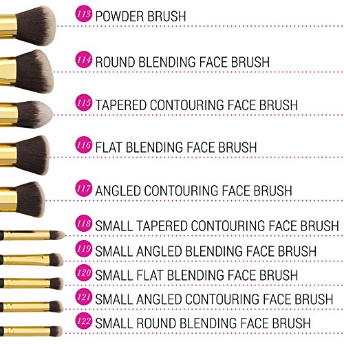 BH Cosmetics Sculpt And Blend Brush Set​