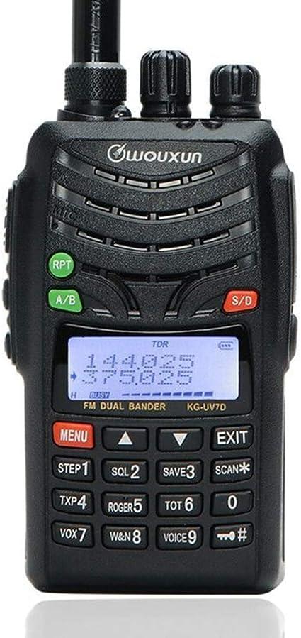 KG-UV6D Dual Band VHF//UHF Professional FM Two-way Radio WOUXUN Walkie Talkie