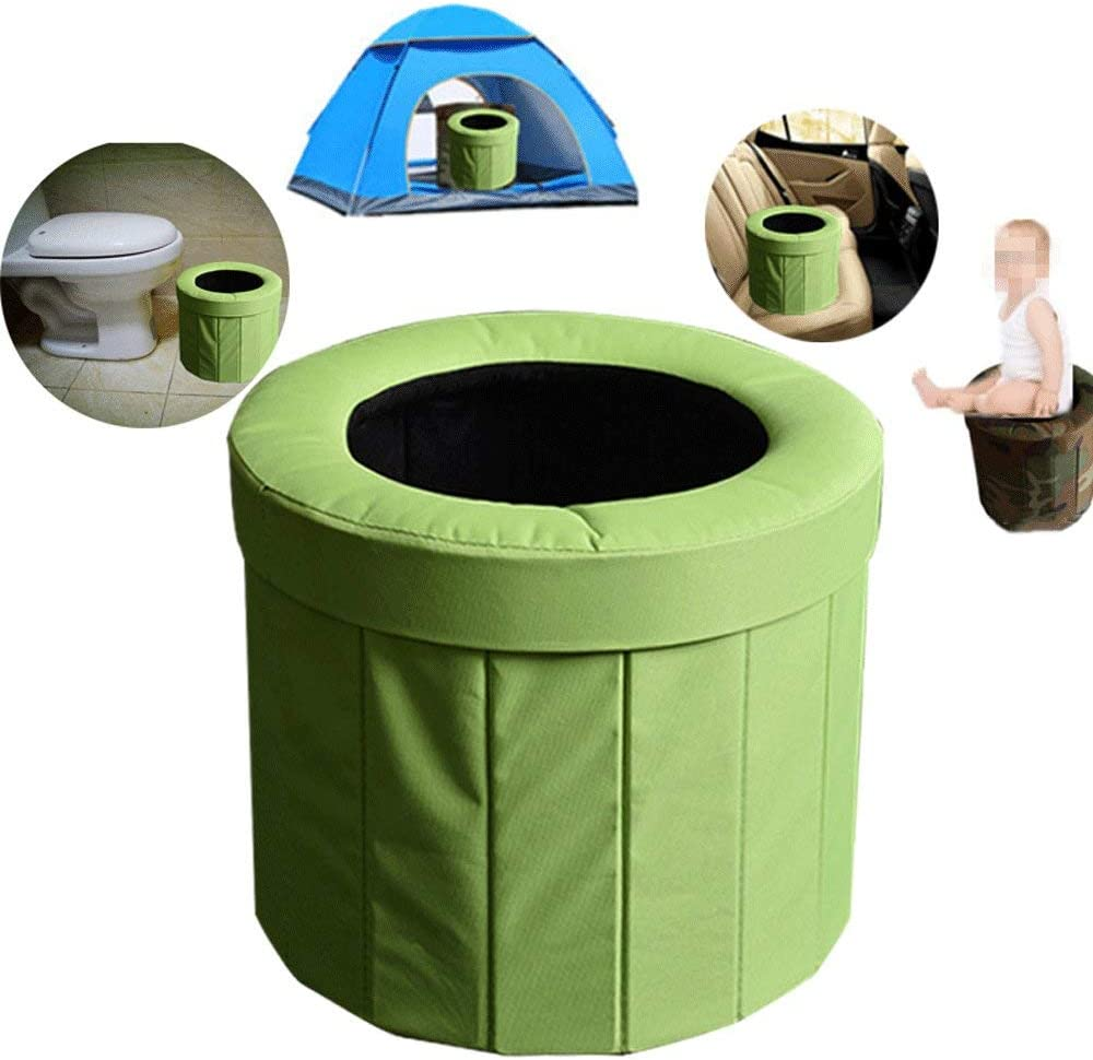 Exceart Junge Tragbare T/öpfchen Notfall Urinal Toilette f/ür Auto Automobil Reise Camping Kind Kinder Kleinkind Pinkeln Ausbildung Tasse Urinieren Container