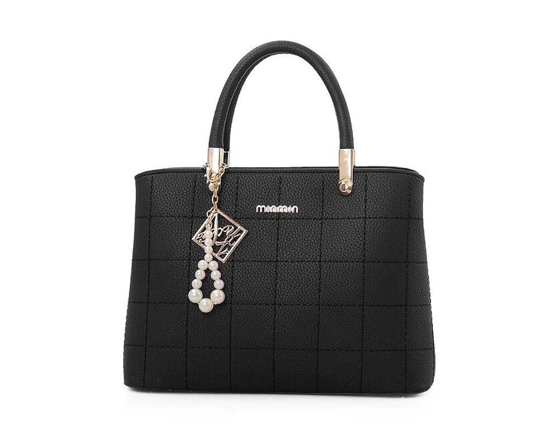 Bbshop Fashion Womens Leather Shoulder Bags Top-Handle Handbag Tote Purse Bag