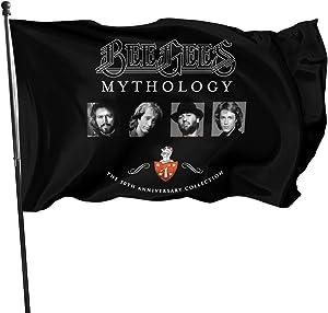 Xshuhua Classicbee Gees Mythology Garden Flag 3 X 5 Foot