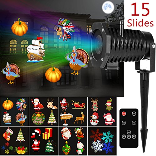 1000 Led Light Projector - 7
