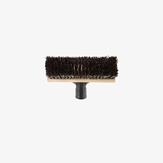 EVA Foam Comfort Grip to Clean Outdoor Surfaces Comfortably Heavy-Duty Scrubbing Power for Rough /& Textured Surfaces 10 SWOPT Premium Rough Surface Deck Brush 60 Comfort Grip Wooden Handle