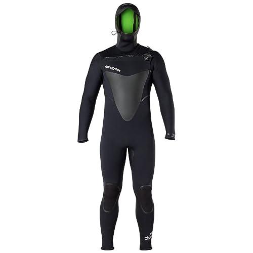 Hyperflex Men's Voodoo 4mm Hooded Front Zip Fullsuit