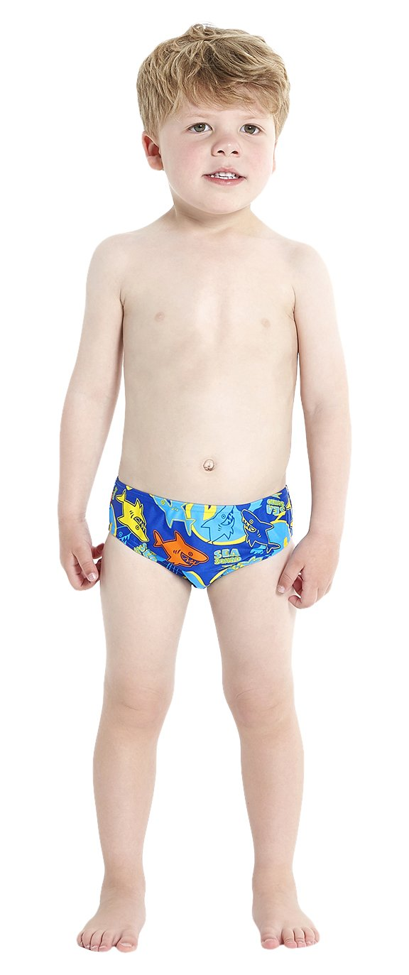 Speedo Seasquad Brf Im Costume da Bagno Bambino 68