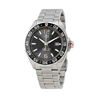 84e0b94159d Image Unavailable. Image not available for. Color  Tag Heuer Formula 1  Automatic Mens Watch ...