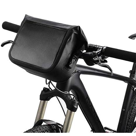 YIJIAHUI Bolsa de Cuadro de Bicicleta para Todo Clima con ...