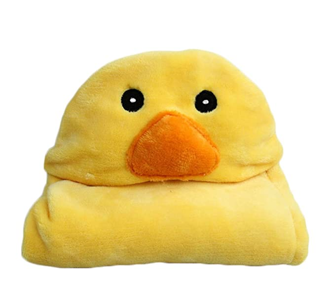 bettertime bebé albornoz toalla niños pato Animal capa para niños: Amazon.es: Ropa y accesorios