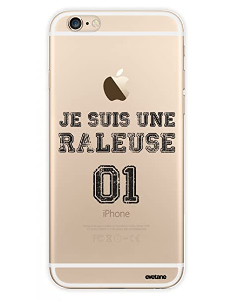 coque iphone 6 plus raleuse