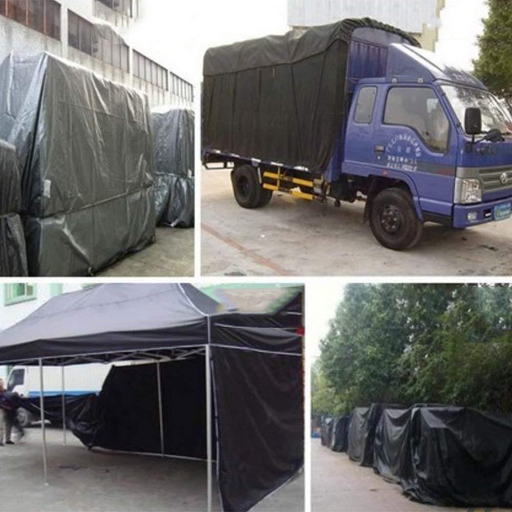 Yetta Outdoor-Plane Regendicht wasserdicht und Sunproof Auto Truck Shade Shade Shade Cloth - 0.15mm (Größe   4  5m) B07PB9Z6Q7 Zeltplanen Sport entzündet das Leben d836c2