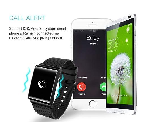 NBWS X9 Pro Smart Band Colorful OLED Wristwatch Blood ...