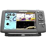 Lowrance Hook-9 Sonar/GPS Mid/High/Downscan Navionics+ Fishfinder