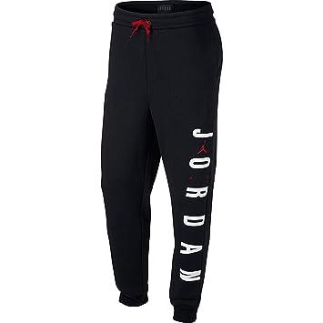 181e884806b Nike Pantalone Sportivo Jordan Sportswear Jumpman Air Uomo Nero AT4913-011