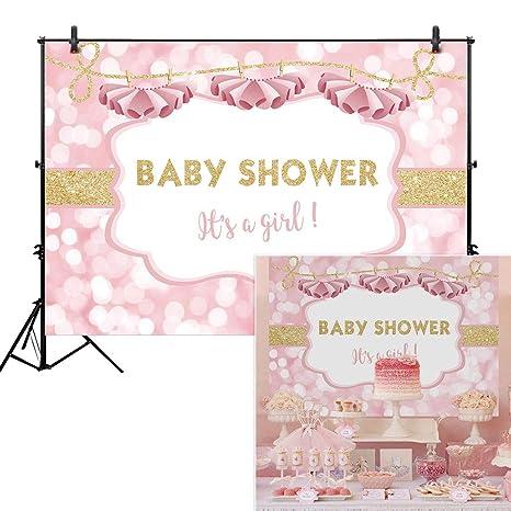 Amazon Com Allenjoy 7x5ft It S A Girl Theme Ballerina Backdrop For