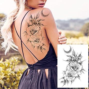 Tatuaje Temporal,Cuerpo De Transferencia Pegatinas 5 Hojas Sexy ...
