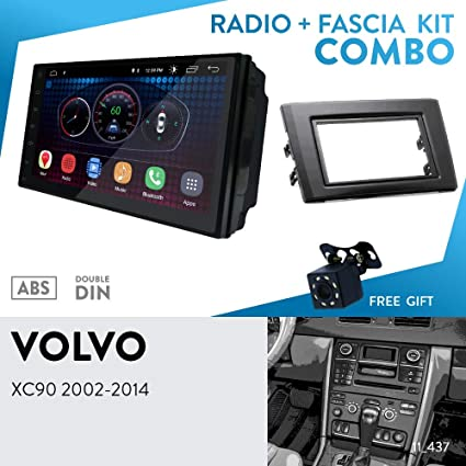 Volvo Android Head Unit