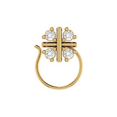 c0a0170ff20119 Buy Voylla Silver Accessory for Women (Golden)(8907617505596) Online at Low  Prices in India
