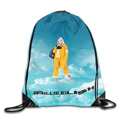 cd85bca9fa61 Amazon.com: X Q X Men Women Brave Billie Orange Temptation Eilish ...