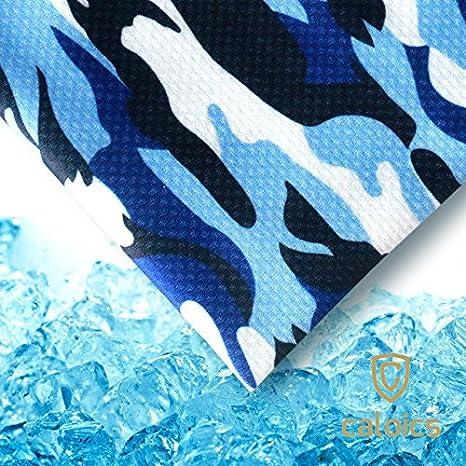 Cooling Towel, caloics® Profesional Toalla de material ...