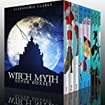 Witch Myth Super Boxset: A Collection of Cozy Witch Mysteries | Alexandria Clarke