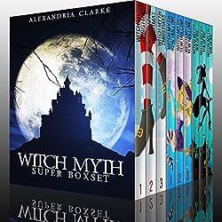 Witch Myth Super Boxset