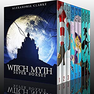 Witch Myth Super Boxset Audiobook