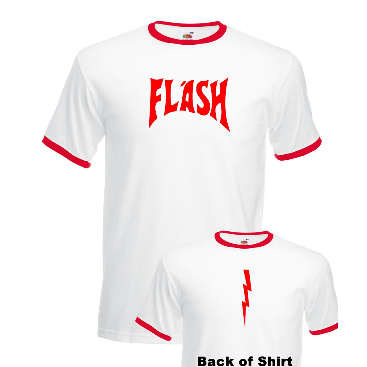 4448ed492f Camiseta retro de Flash Gordon de los años 80