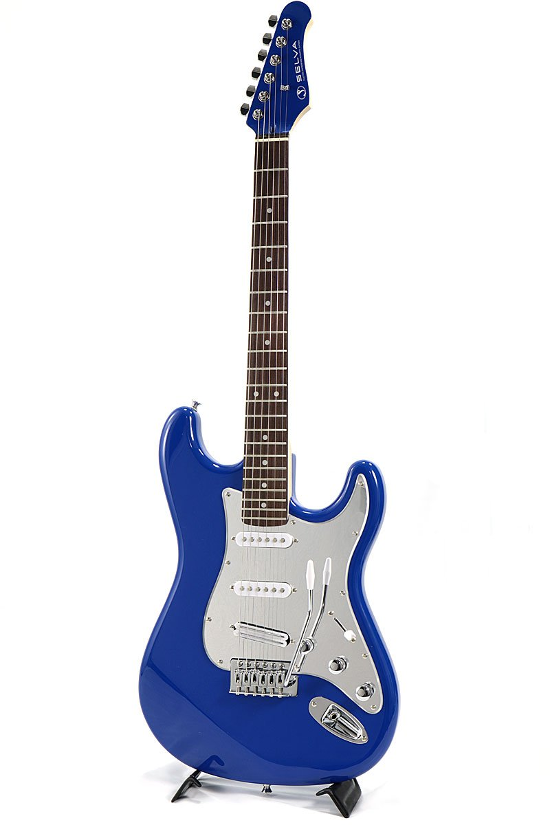 Selva/SST-120BD Dream Blue DB/R Limited model セルバ エレキギター 限定モデル B073CJM7W3