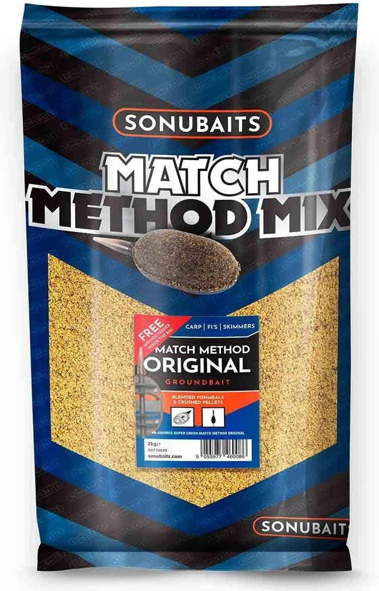 Sonubaits match method Mix 2Kg