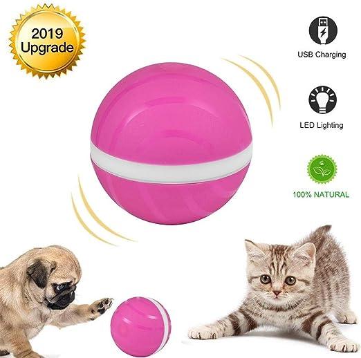 Nueva Ball Pelota Traviesa De Juguete Para Gatos Y Perros De ...