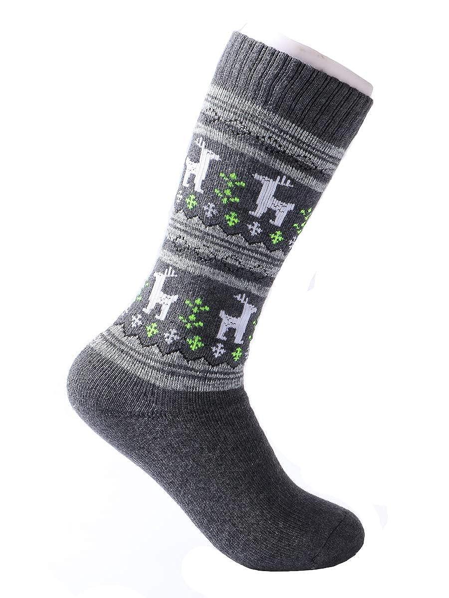 Ski Socks Kids Winter Warm Snowboard Thermal Socks For Boys Girls 1 Pack 3 Pack