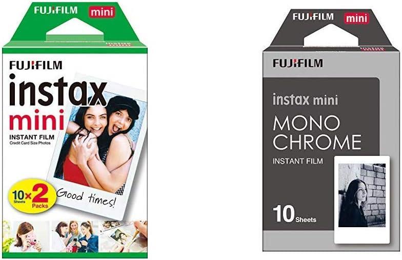 Fujifilm Instax Mini - Película fotográfica (10 unidades), color estilo: Amazon.es: Electrónica