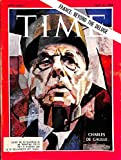 Time Magazine May 31 1968  France: Beyond the Deluge  Charles De Gaulle