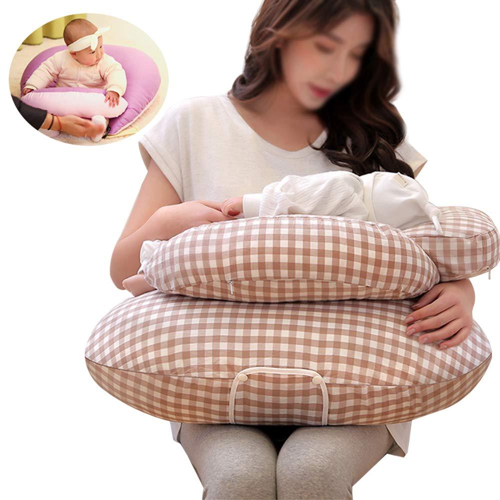 WANGXN Almohada de Lactancia para bebés Almohada de ...