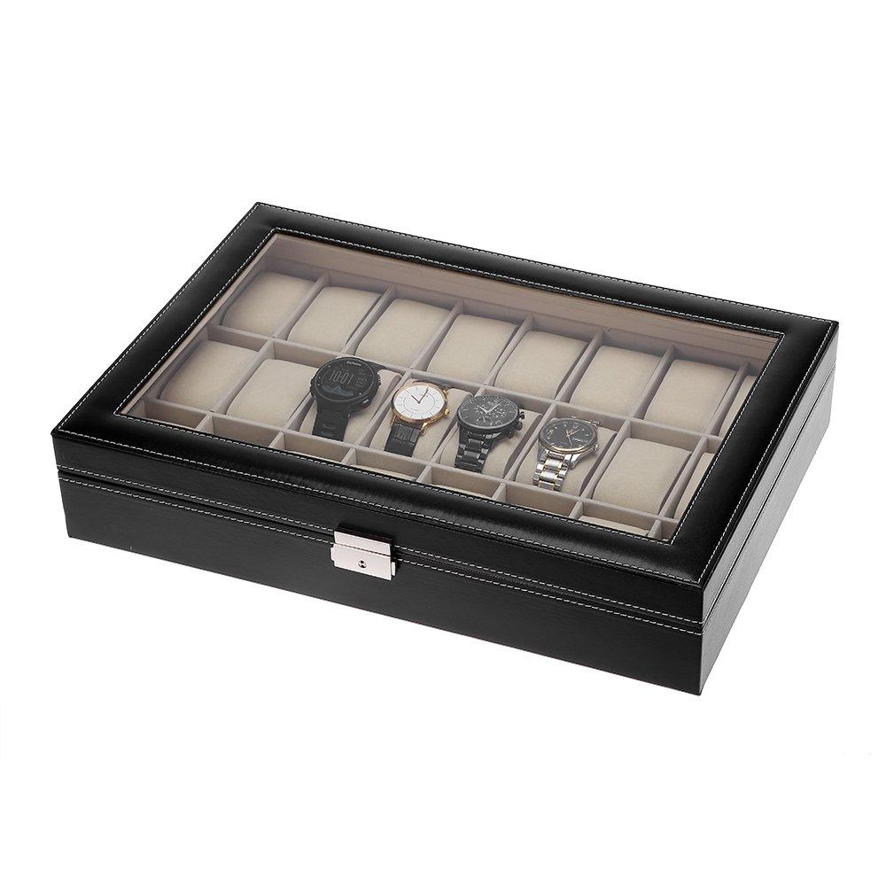 Mejor valorados en Cajas para relojes & Opiniones útiles de ...