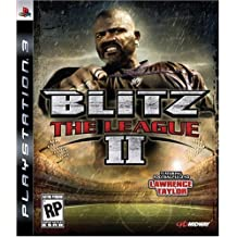 Blitz: The League II - Playstation 3 by Midway