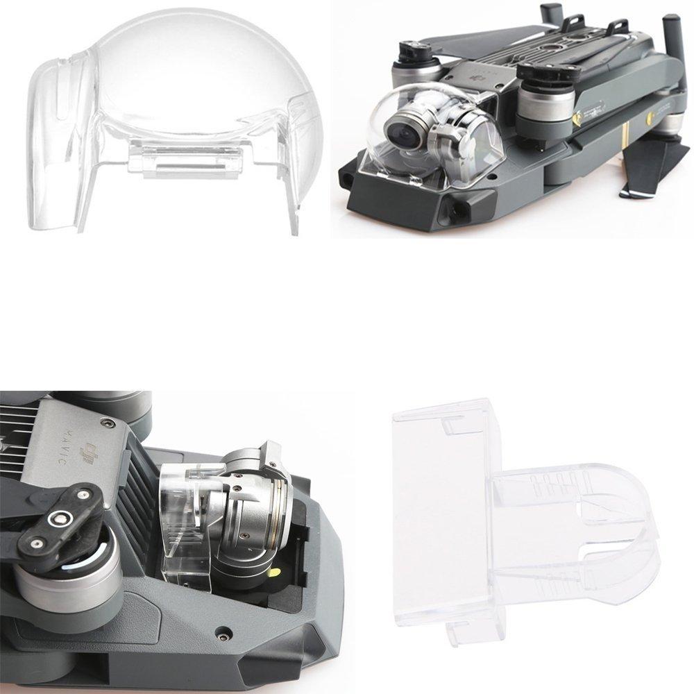 Gimbal Lock Snap Joint Camera Guard Gimbal Camera Protector Gimbal Lens Stable Cover for DJI Mavic Pro Gimbal Camera DJI Accessories by Sonic Heaven