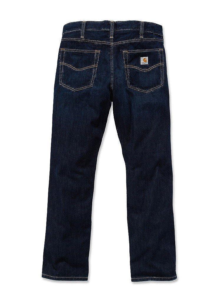 Pantalones vaqueros de corte recto, modelo 100067 de Carhartt