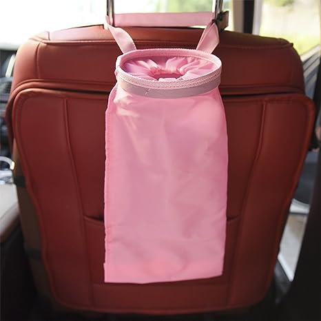 Amazon.com: Cogeek - Bolsa de basura para coche, impermeable ...
