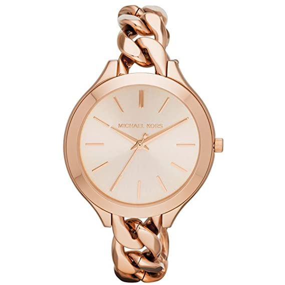 Michael Kors MK3223 - Reloj de pulsera mujer, acero inoxidable: Amazon.es: Relojes
