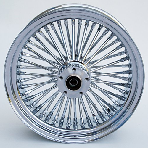 Custom Spoke Wheels For Harley Davidson - 3